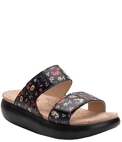 Alegria Bryce Kindred Banded Sandals