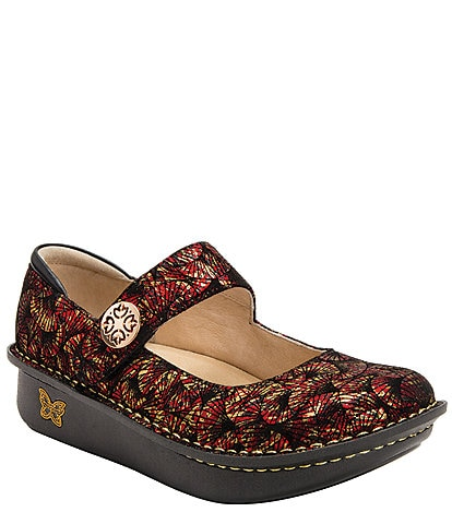 Alegria Paloma Drama Mary Jane Clogs