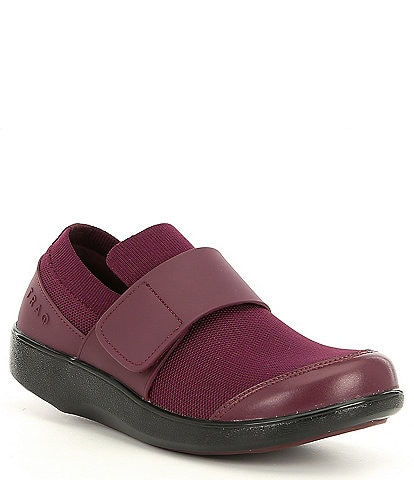 Alegria TRAQ Qwik Smart Knit Monk Strap Shoes