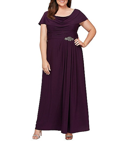 Women\'s Plus-Size Dresses & Gowns | Dillard\'s