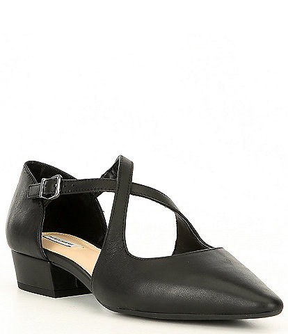 Alex Marie Carena Leather Ballet Flats