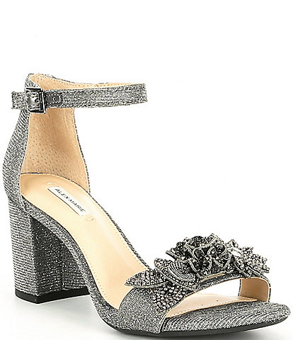 Alex Marie Harlean Block Heel Dress Sandals