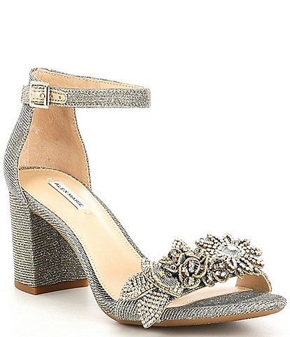 Alex Marie Harlean Block Heel Dress Pumps