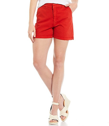 Alex Marie Kelsey Chino High Rise Shorts