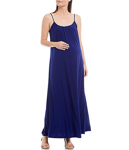 Alex Marie Maternity Kerry Jersey Maxi Dress