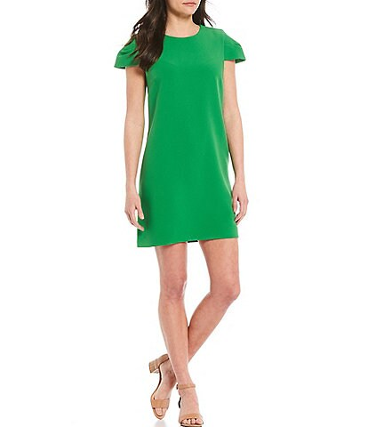 Alex Marie Oakley Puff Sleeve Dress