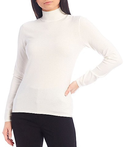 Alex Marie Willa Long Sleeve Turtleneck Sweater