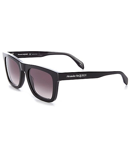 Alexander McQueen Women's Square 54mm Sunglasses