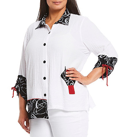 Clearance Plus-Size Tops \u0026 Blouses