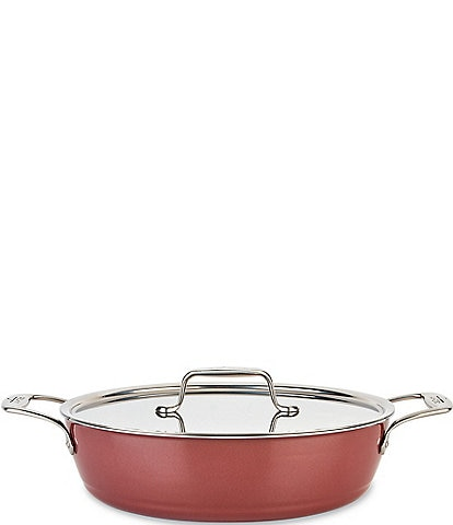 All-Clad FUSIONTEC Cookware 4.5-Quart Universal Pan with Lid