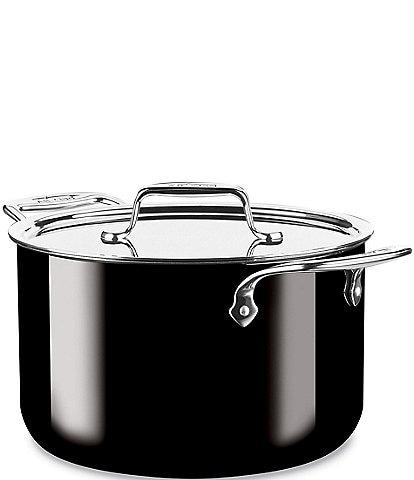 All-Clad FUSIONTEC Cookware 7-Quart Stock Pot with Lid