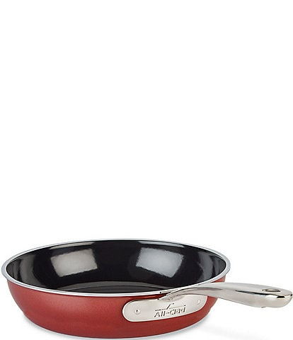 All-Clad FUSIONTEC Cookware 9.5#double; Skillet