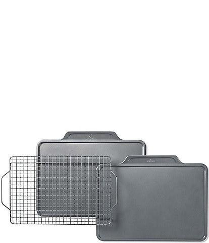 All-Clad Pro-Release Nonstick 3-Piece Bakeware Cookie Set