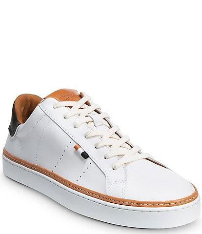 Allen-Edmonds Men's Alpha Leather Lace-Up Sneakers
