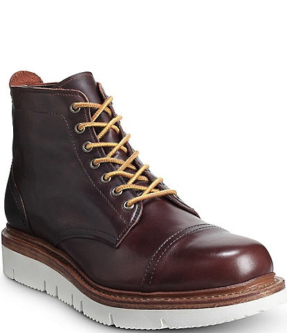 Allen-Edmonds Men's Park City Leather Waterproof Boots