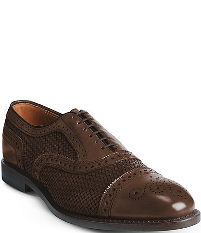 Allen-Edmonds Men's Strand Weave Oxford
