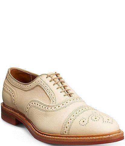 Allen-Edmonds Men's Strandmok Leather Wingtip Oxfords