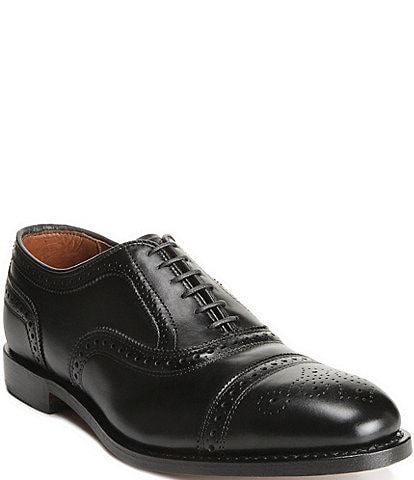 Allen-Edmonds Strand Cap-Toe Leather Dress Oxfords