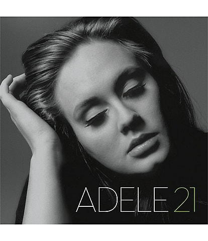 Alliance Entertainment Adele 21 Vinyl Record