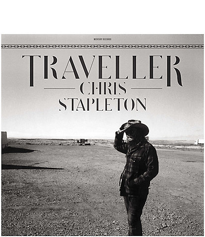 Alliance Entertainment Chris Stapleton Traveller Vinyl Record