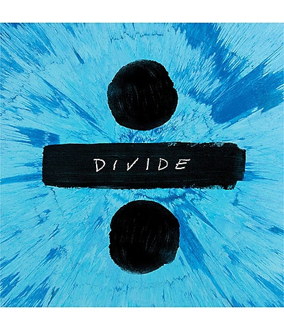 Alliance Entertainment Ed Sheeran Divide Vinyl Record
