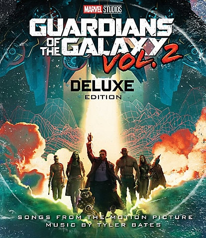 Alliance Entertainment Guardians of the Galaxy, Vol 2; Awesome Mix, Vol. 2 Deluxe Edition