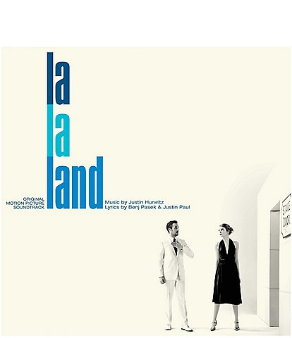 Alliance Entertainment La La Land Soundtrack Vinyl Record