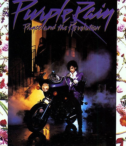 Alliance Entertainment Prince Purple Rain Vinyl Record