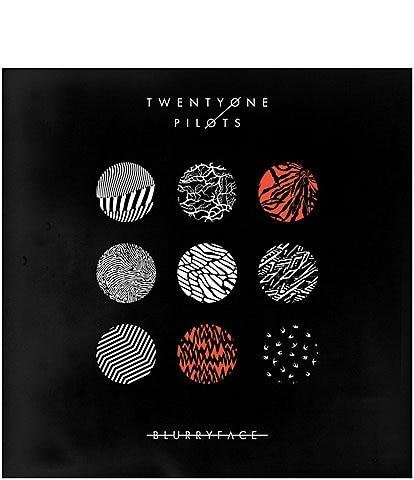 Alliance Entertainment Twenty One Pilots Blurryface Vinyl Records