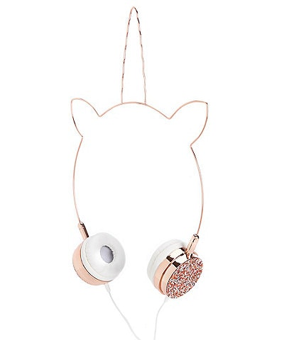 American Jewel Girls Unicorn Headphones