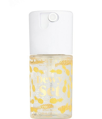 Anastasia Beverly Hills Mini Dewy Set Hydrating Setting Spray Pineapple