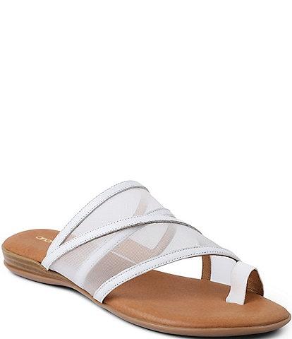 Andre Assous Nina Featherweights™ Mesh Toe Ring Thong Sandals