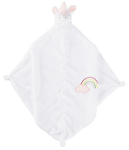 Angel Dear Baby Girl Unicorn Blankie
