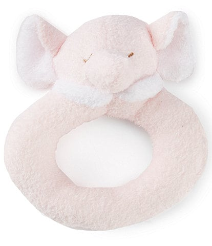 Angel Dear Elephant Rattle