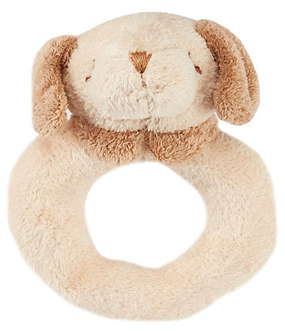 Angel Dear Puppy Rattle