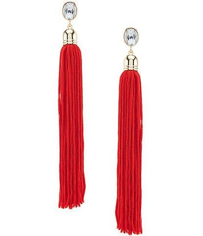 Anna & Ava Joy Statement Tassel Earrings