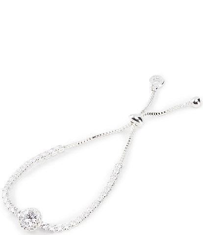 Anne Klein Pav Crystal Stone Bracelet