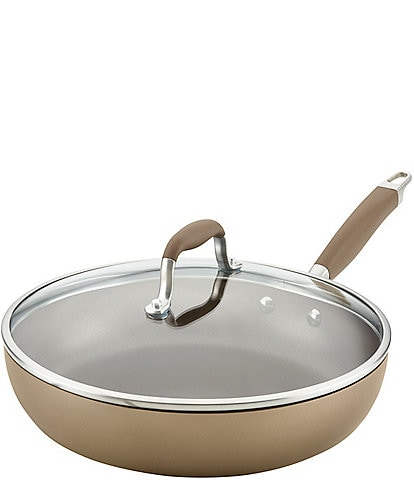 Anolon® Advanced Onyx Hard-Anodized Nonstick Covered Ultimate Pan