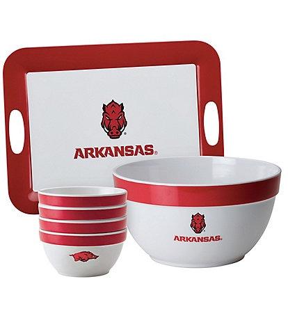 College Kitchen Collection Arkansas 6-Piece Service Set