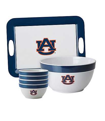 College Kitchen Collection Auburn 6-Piece Service Set