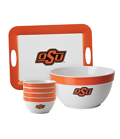 College Kitchen Collection OSU 6-Piece Service Set