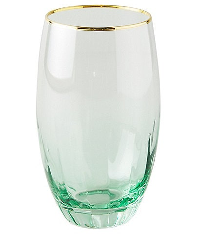 Anthropologie Home Vita Highball Glasses, Set of 4