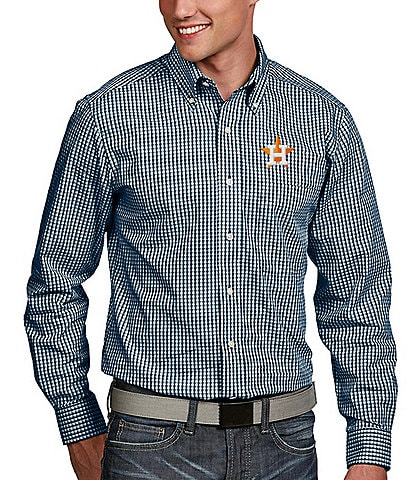Antigua MLB Associate Long-Sleeve Woven Shirt