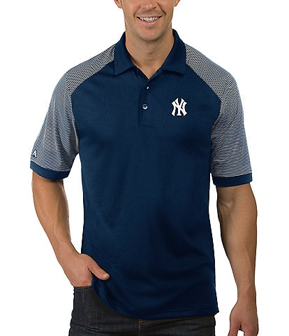 Antigua MLB Engage Short-Sleeve Polo Shirt