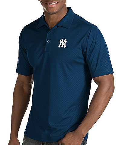 Antigua MLB Inspire Short-Sleeve Polo Shirt