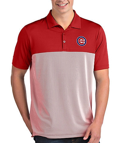 Antigua MLB National League Venture Short-Sleeve Polo Shirt