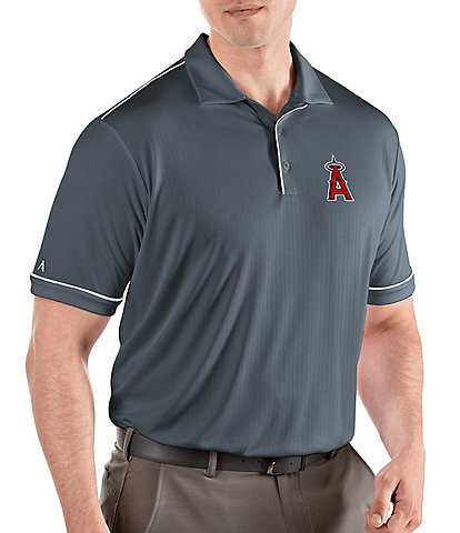 Antigua MLB American League Salute Short-Sleeve Polo Shirt
