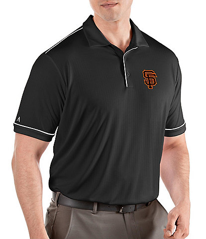 3e055f79 Antigua MLB Salute Short-Sleeve Polo Shirt