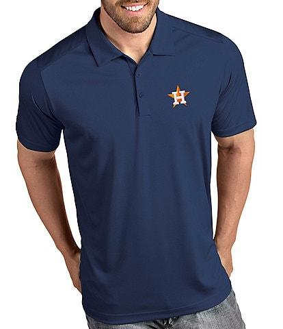 Antigua MLB American League Tribute Short-Sleeve Polo Shirt