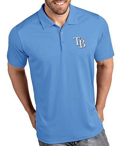Antigua MLB American League Tribute Short-Sleeve Polo Shirt